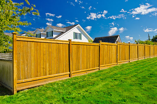 Fence Contractor Boise Fence Company Meridian Nampa